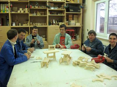 Lesna delavnica